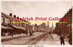 Sandy Row, Belfast
