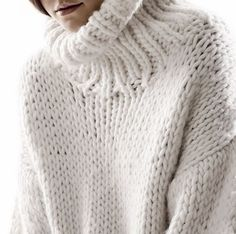 Cozy Sweaters, Pullover, Knitting, Crochet, Fashion, Shopping, Moda, Tricot, Fashion Styles