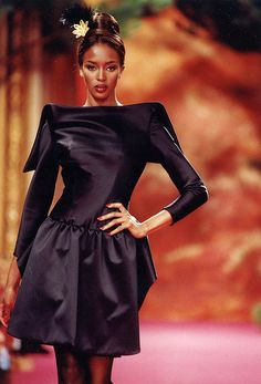 Christian Lacroix Haute Couture Fall-Winter 1991, via Flickr.