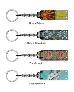 Fortune Keeper Key Chain ($24) - Provided by PopSugar