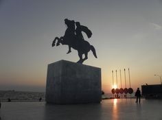Trace the life Alexander the Great in Greece - featured in the FT How to Spend it magazine