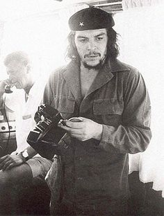 Che with Cam.