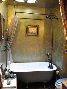 96 best steampunk bathrooms images bathroom bath room steampunk rh pinterest com Steampunk Inspired Bathrooms Home Decorating Ideas for Steampunk