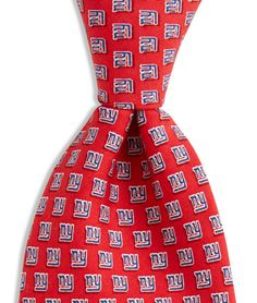 3110ff833 Gear up for gameday! Mens Silk Ties