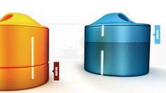 Warm&Cool - Electrolux Design Lab Top 25 semi finalist on Behance