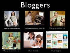 Yep. that be me - the Blogger :)