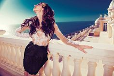 Photographer Mazen Abusrour's Model photo-shoot at Kempinski Hotel & Residences Palm Jumeirah, Dubai, UAE