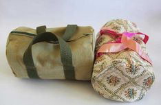 Duffel Purse Tutorial | Sew Mama Sew | Outstanding sewing, quilting, and needlework tutorials since 2005.
