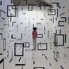 esther stocker – art installation- Websites For Artists www.Artistwebsite… Sponsored Sponsored esther stocker – art installation- Websites For Artists www. Land Art, Esther Stocker, Instalation Art, Linear Pattern, Art Plastique, Public Art, Oeuvre D'art, Sculpture Art, Contemporary Art