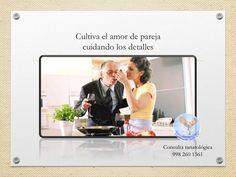 El romanticismo es volver a cuidar de los detalles, puede ser una llamada, un abrazo, un gesto de colaboración, una palabra cariñosa, como también cuidar la apariencia física para agradar al otro, cuidar los modales... En fin, es un trato cálido y delicado, propio de una pareja que busca cultivar su amor. http://www.renacercancun.com/quienes-somos/ Tanatología en Cancún 998 260 1561