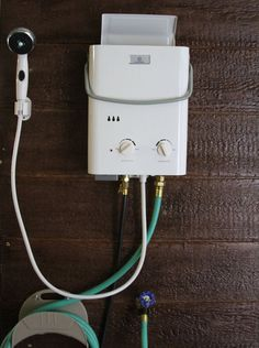 Cordless Hot Water Tanks : tankless water heater