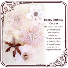 happy birthday wishes for cousin sister birthday messages images