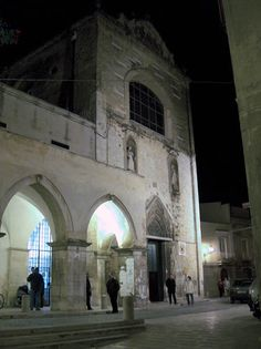 sagrata chiesa di San Francesco