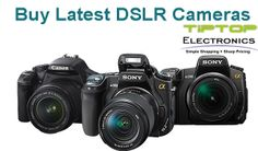If you are a DSLR Camera lover, buying the device particularly from an online store can be of great help. TipTop Electronics NZ is an online camera store to buy Latest DSLR Cameras.