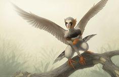 Monster Boys - Harpy by Evelar on DeviantArt Boy And Bird, Monster Pictures, Fantasy Literature, Monster Boy, Avatar World, Bird People, Western World, Extinct Animals, Urban Legends
