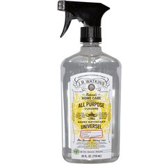 JR Watkins, Естественный Уход на дому, универсальным моющим средством, лимон, 24 жидких унций (710 мл)
