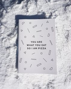 This matter-of-fact notebook. | 27 Food-Themed School Supplies That'll Make Your…