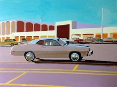 Jessica Brilli's vintage paintings inspired by old photographs found at yard sales   Creative Boom