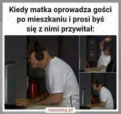 Jakie to prawdziwe. Reaction Pictures, Funny Pictures, Wtf Funny, Funny Memes, Why Are You Laughing, English Memes, Happy Photos, Read News, Good Mood