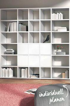 Wohnwand Für Das Wohnzimmer U2013 Ganz Individuell Anpassbar