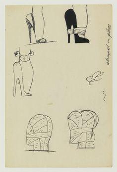 Untitled   Christina Ramberg, Untitled (ca. 1970)