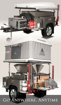This would be great for four wheeling and camping!