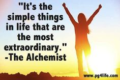A #Quote from the Alchemist. Check out these other awesome quotes from book at Personal Growth 4 Life.