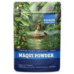 Berry Power Maqui Powder