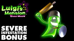 Luigi's Mansion Dark Moon - Secret Mine - Severe Infestation Bonus