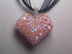 Free Puffy Heart Pendant Instructions - Bing Images