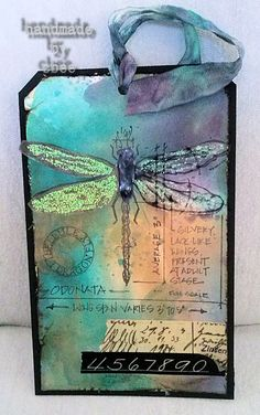 cbees cards and more: 12 Tags of 2013 - April
