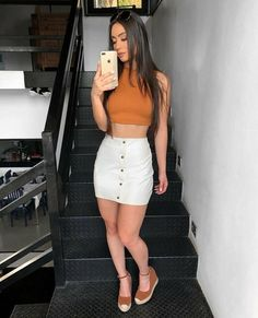 stylish summer outfits to wear now 49 Mode Outfits, Grunge Outfits, Classy Outfits, Trendy Outfits, Spring Outfits, Trendy Fashion, Girl Fashion, Fashion Outfits, Womens Fashion