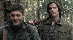 Dean and Sam #Supernatural