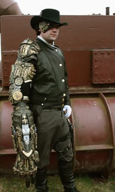 Steampunk Arm at GW 01 by nwcosplay on DeviantArt