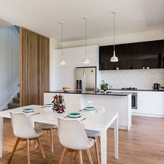 The kitchen is easily the heart of any home and we were so impressed by the teams room reveals last night on #theblockvillawars  which teams kitchen was your favourite? Have a look on our blog #stylebyfreedom today for all four kitchens. #freedomnz #theblocknz