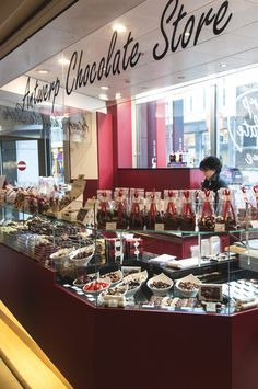 Chocolatier: The Chocolate Store