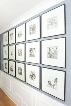 How to Create the Perfect Gallery Wall | Monika Hibbs