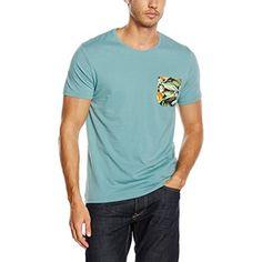 Chollo en Amazon España: Camiseta JACK & JONES ARMY TEE SS CREW NECK 7,50€ (58% de descuento sobre el precio de venta recomendado y precio mínimo histórico)