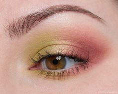 In this look, all the shades I used are from Makeup Geek. Some of them are from their recent Soft Focus Colors release, which were just some lighter options to help round out their shadow selection. A few of them are also from their slightly less recent launch earlier this year. Beauty Review, Makeup Geek, Lighter, Makeup Looks, Product Launch, Shades, Coffee, Colors, Kaffee