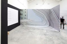 Spanish Pavilion by Aki Balos at the Venice Biennale 2014 | Yellowtrace