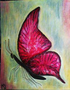 Butterfly Butterflies, Painting, Art, Art Background, Painting Art, Kunst, Butterfly, Paintings, Performing Arts
