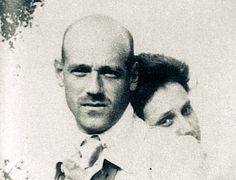 """Grand Duke Michael Alexandrovich Romanov of Russia and wife Natalia Brasova. """"AL"""""""