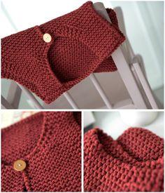 les tricots de Granny: juin 2013