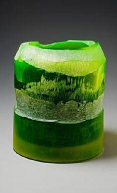 Marian Volráb Czech Glass, Shot Glass, Glass Art, Objects, Tableware, Artist, Crafts, Beautiful, Fragrance