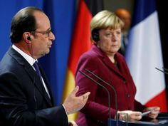 "Europe is facing a ""period of uncertainty"" following the election of Donald Trump as US President, leaders have warned as France and Germany gave the President-elect a frosty welcome. François Hollande, who once said the Republican candidate made him ""want to retch"", called for European nations to unite to defend their interests."