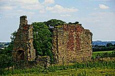 Codnor castle, Derbyshire