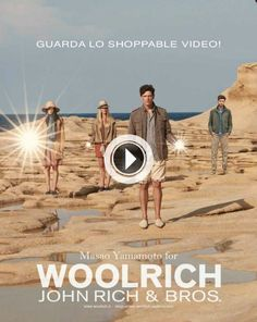 Be spellbound by the WP Mag (http://mag.wplavori.com/). Find this page and discover a new way to see Woolrich John Rich & Bros' SS12 campaign!