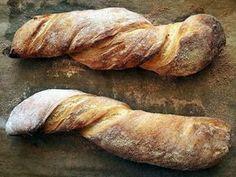 Időigényes kenyér helyett fenséges, olasz ciabatta - Mom With Five Types Of Bread, Ciabatta, Health Eating, Nigella, Dried Tomatoes, Perfect Food, Bread Baking, Baked Goods, Make It Simple