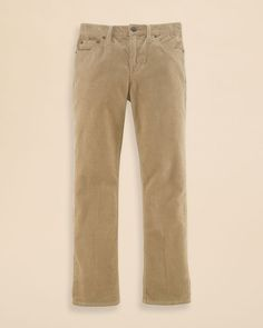 Ralph Lauren Childrenswear Boys' Corduroy Pants - Sizes 8-20