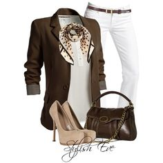 Stylish Eve Fall Fashion Guide:  How to Look Fabulous in Brown